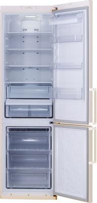 Холодильник с морозильником Samsung RL50RRCVB/RS - в открытом виде