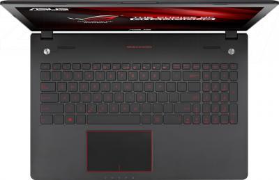 Ноутбук Asus G56JR-CN253D - вид сверху