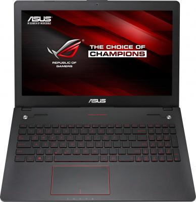 Ноутбук Asus G56JR-CN253D - общий вид