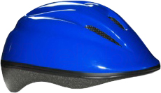 Защитный шлем Cosmic YX-0402 (М, синий) - общий вид