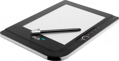 Электронная книга Inch S6t (Black) - общий вид (стилус не входит в комплект)