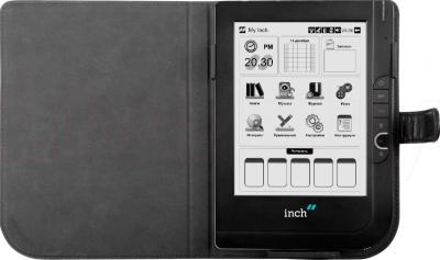 Электронная книга Inch S6t (Black) - в чехле