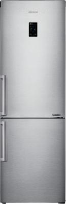 Холодильник с морозильником Samsung RB30FEJNDSA/RS - общий вид