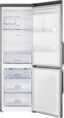 Холодильник с морозильником Samsung RB30FEJNDSA/RS - в открытом виде