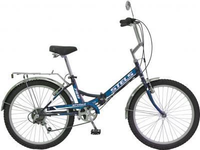 Велосипед Stels Pilot 750 (Dark Blue) - общий вид