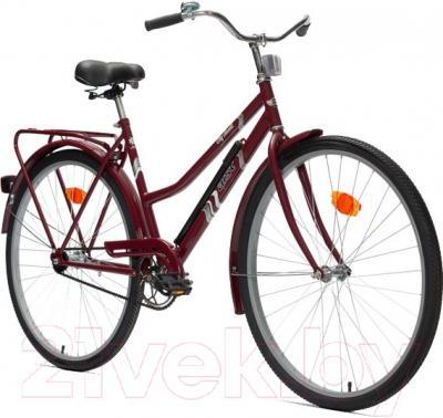 Велосипед Aist 28-240 (бордовый)