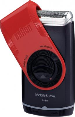 Электробритва Braun MobileShave M 60r - общий вид