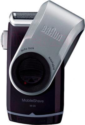 Электробритва Braun MobileShave M 90 - общий вид