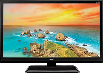 Телевизор BBK 20LEM-1001/T2C (Black) - общий вид