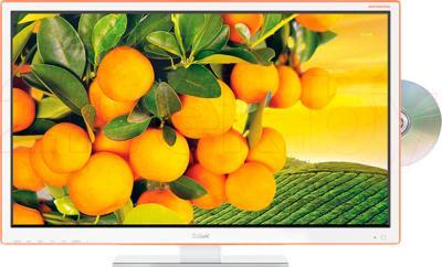 Телевизор BBK 22LED-6094/FT2C (белый) - общий вид