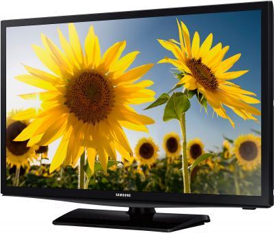 Телевизор Samsung UE19H4000AK - вполоборота