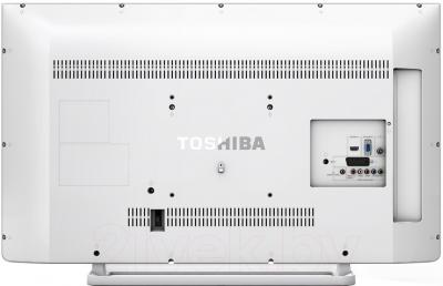 Телевизор Toshiba 32L2454RB - вид сзади