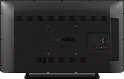Телевизор Toshiba 32W2453RK - вид сзади