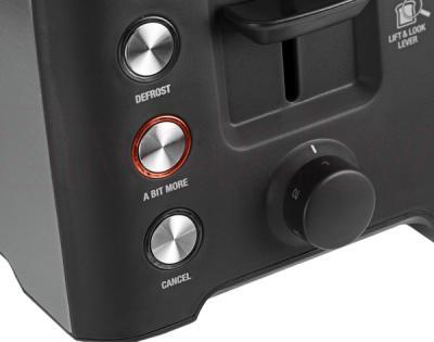 Тостер Bork T701 - элементы управления