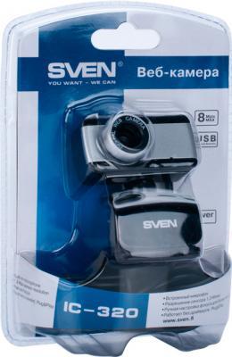 Веб-камера Sven IC-320 - коробка