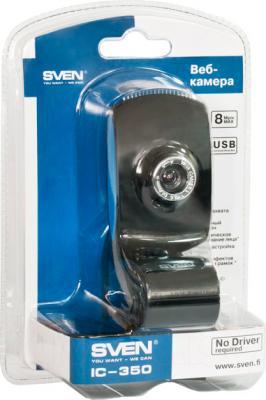 Веб-камера Sven IC-350 - коробка