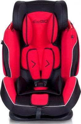 Автокресло EasyGo Maxima Isofix (Graphite) - вид спереди (цвет Sport Red)