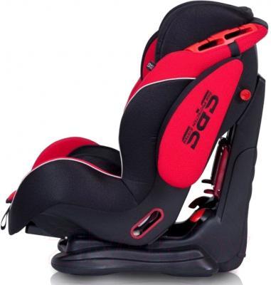 Автокресло EasyGo Maxima Isofix (Silver-Gray) - наклон кресла (цвет Sport Red)