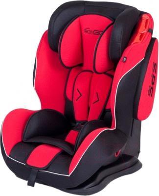 Автокресло EasyGo Maxima Isofix (Sport Red) - общий вид