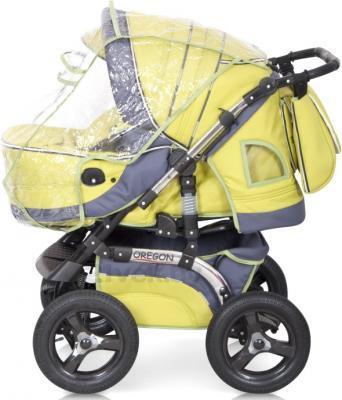 Детская универсальная коляска Expander Oregon (145) - дождевик (цвет 144)