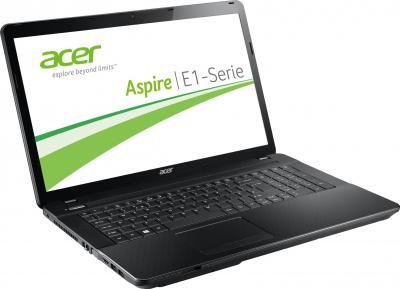 Ноутбук Acer Aspire E1-772G-34006G1TMnsk (NX.MHLEU.008) - общий вид