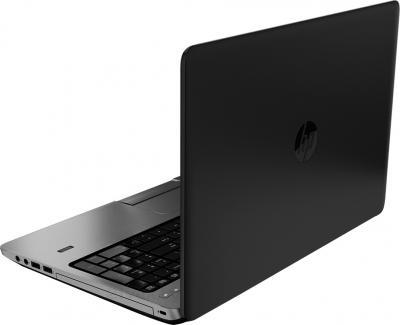 Ноутбук HP ProBook 450 G0 (H6E49EA) - вид сзади