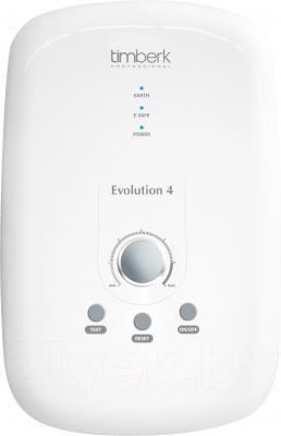 Проточныйводонагреватель Timberk Evolution WHP-4 OS - общий вид