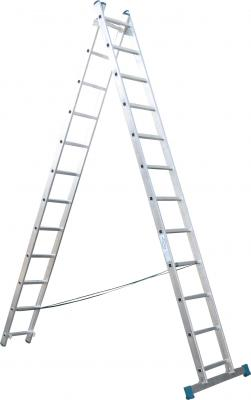 Лестница-стремянка Tarko PROF 02212 - общий вид