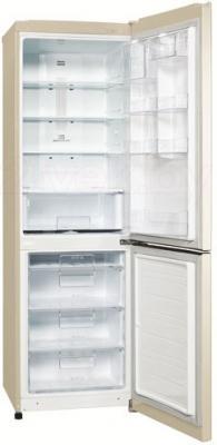 Холодильник с морозильником LG GA-B389SEQZ - в открытом виде