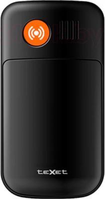 Мобильный телефон TeXet TM-B416 (Black) - вид сзади
