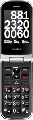 Мобильный телефон TeXet TM-B416 (Black) - общий вид