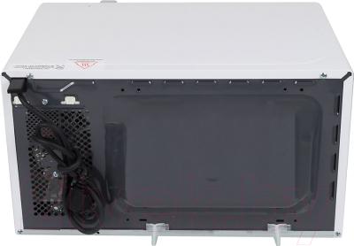 Микроволновая печь Midea EG820CXX-W - вид сзади