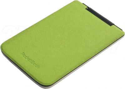 Обложка для электронной книги PocketBook PBPUC-624/626-GRBC-RD - вполоборота