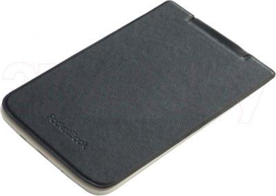 Обложка для электронной книги PocketBook PBPUC-624/626-GYBC-RD - вполоборота