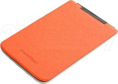 Обложка для электронной книги PocketBook PBPUC-624/626-ORBC-RD - вполоборота