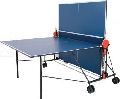 Теннисный стол Sponeta S1-43i (Blue) - общий вид