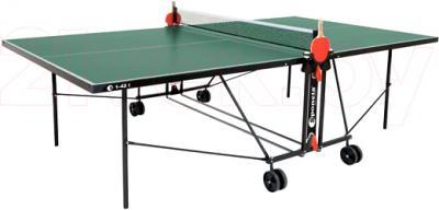 Теннисный стол Sponeta S1-42e (Green) - общий вид