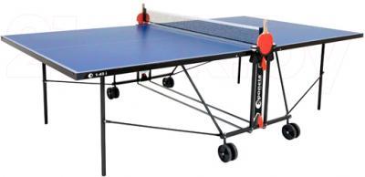 Теннисный стол Sponeta S1-43e (Blue) - общий вид