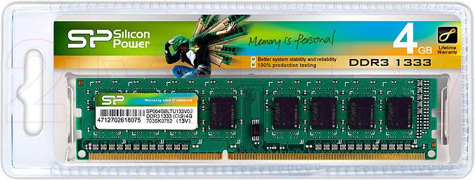 Оперативная память Silicon Power