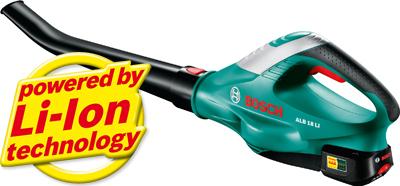 Воздуходувка Bosch ALB 18 Li (0.600.8A0.500) - общий вид
