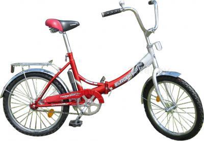 Велосипед Eurobike Rondo 20 (20, Red) - общий вид