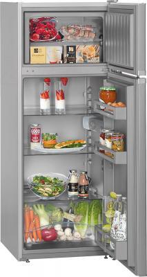Холодильник с морозильником Liebherr CTPsl 2541 - в открытом виде