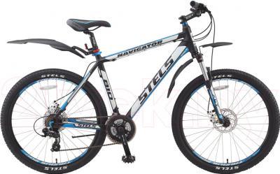 Велосипед Stels Navigator 810 Disc (Black) - общий вид