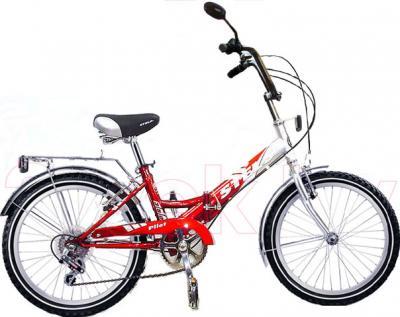 Детский велосипед Stels Pilot 350 (Red) - общий вид