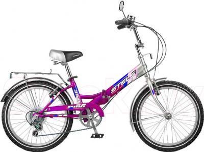 Детский велосипед Stels Pilot 350 (Pink) - общий вид