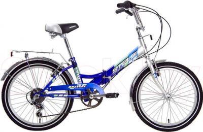 Детский велосипед Stels Pilot 350 (Blue) - общий вид