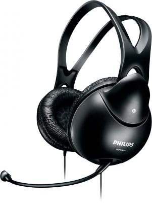 Наушники-гарнитура Philips SHM1900 - общий вид
