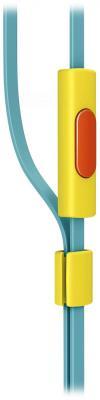 Наушники-гарнитура Philips SHE7055BR - микрофон