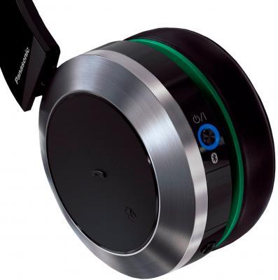 Наушники-гарнитура Panasonic RP-BTD10E-K - элементы управления