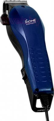 Машинка для стрижки волос Home Element HE-CL1001 (синий) - общий вид